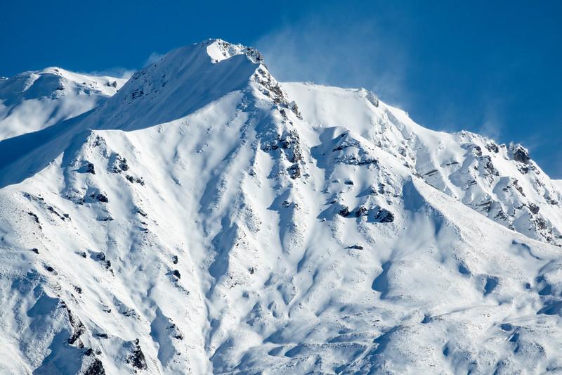 Winter's Day, Harris Mountains