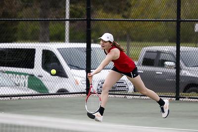 Girls Varsity Tennis - 5/10/2017 West MI Christian