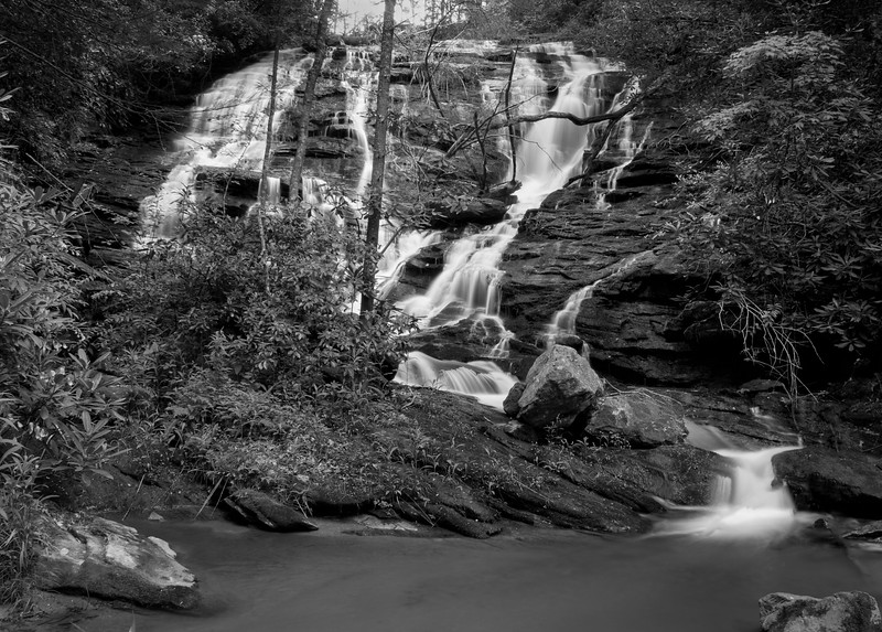 Talley Mill Creek Falls