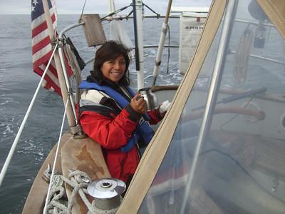 Boat trip Aug. 2009