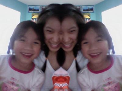 Fun Webcam pictures