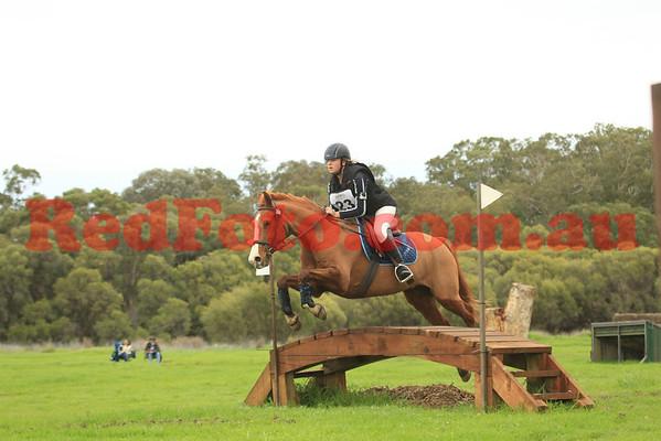2014 06 08 Swan Valley HPC Hunter Trials 80cm Round 1