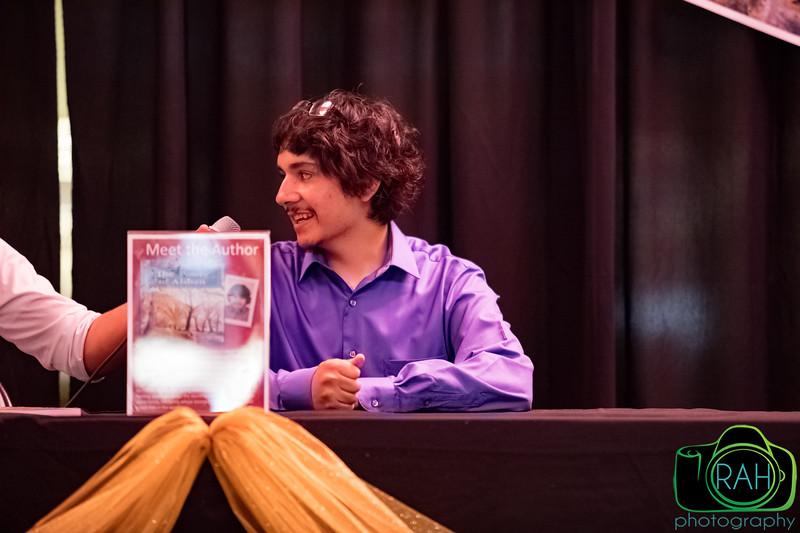 Michael Marquez Book signing 4-23-16