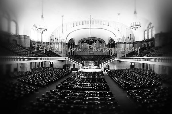 Moody Church, Chicago, IL 2016