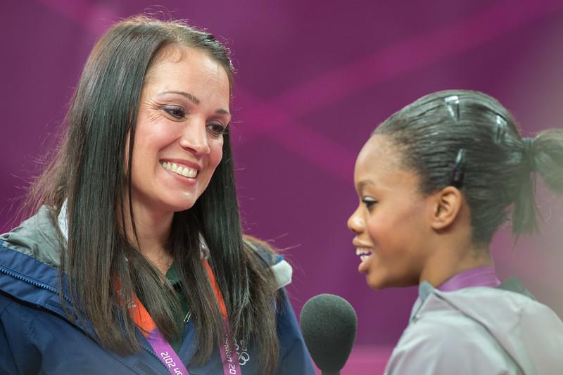 __02.08.2012_London Olympics_Photographer: Christian Valtanen_London_Olympics__02.08.2012__ND44118_final, gymnastics, women_Photo-ChristianValtanen