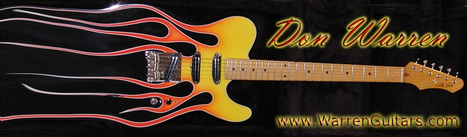 Warren Guitars