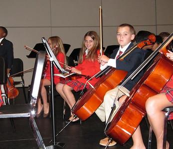 2010-11-22 - Morgan's violin recital