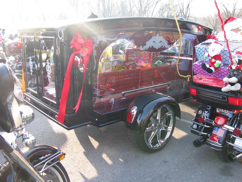 Trike Hearse