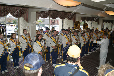 2003 Bowl Trip - Day 3 - Mini Band Pep Rally and Parade