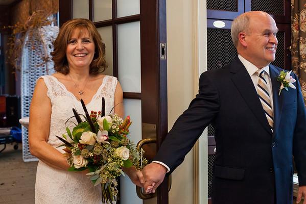 JoAnn Bonis + Rick Streffens Wedding Gallery