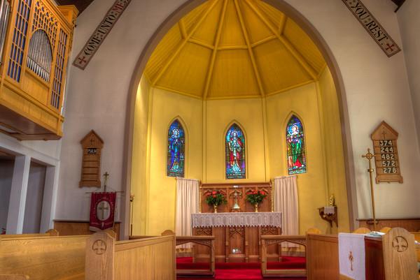 St. Michael & All Angels, Victoria, BC