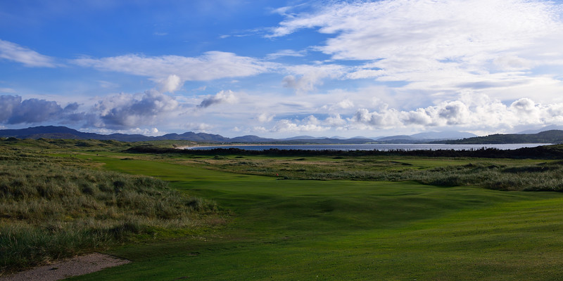 Rosapenna Old Course #18