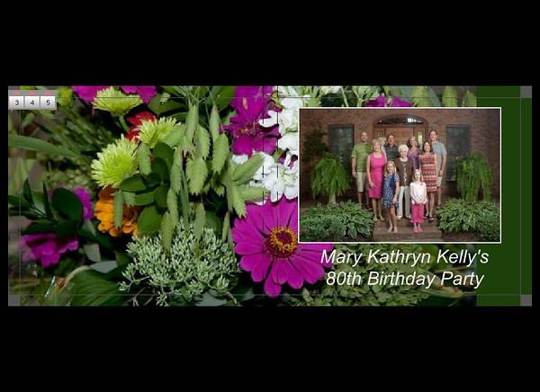 Mary Kathyn's Birthday Album