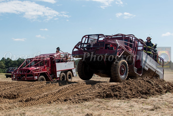 Manorville 5th Annual Brush Truck Competition 09/30/2018