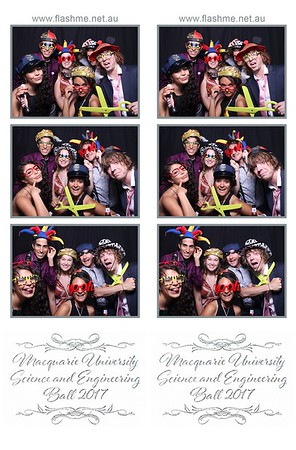 Macquarie University Science & Engineering Ball - 3 November 2017