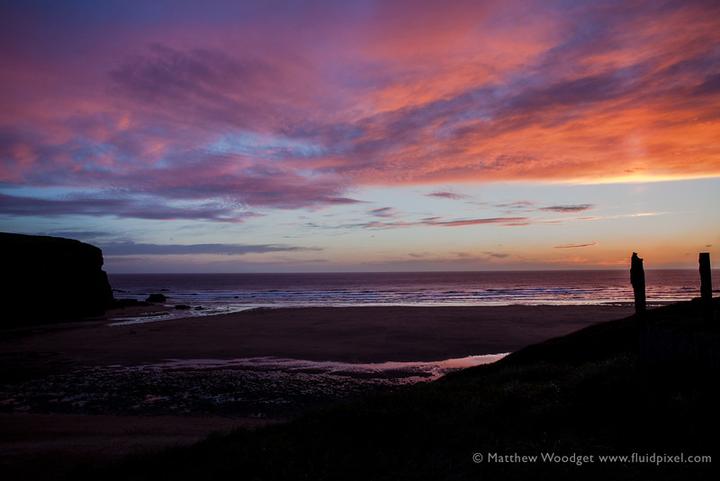 Woodget-140607-278--cloud formation, coast, coastal, coastline, green, mawgan porth, ocean - water, Purple, sunset - TIME OF DAY.jpg