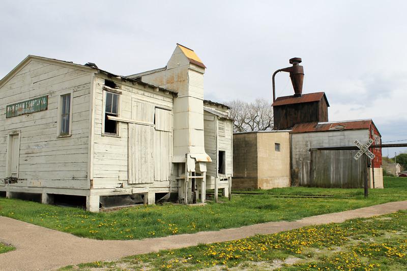 """1892 Scale House, Seneca, Illinois"" - Daily Photo - 07/25/13"