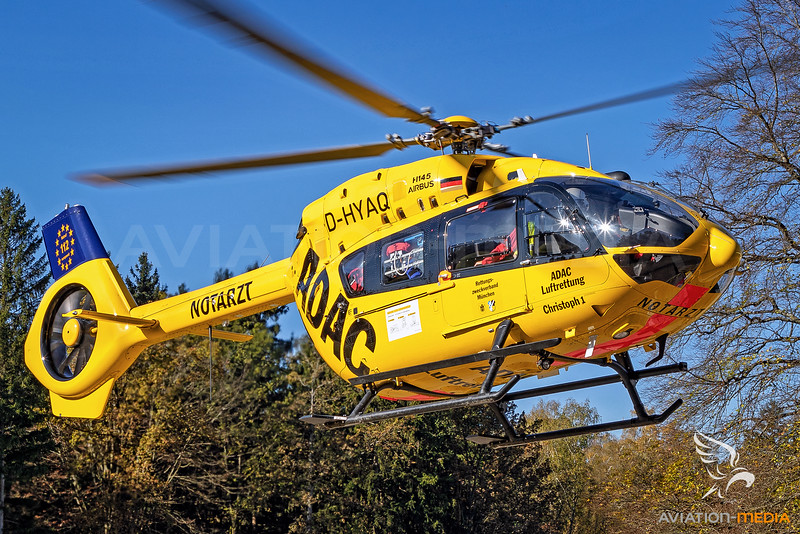 ADAC Luftrettung / H145 / D-HYAQ / Christoph 1