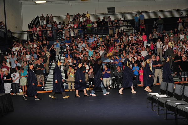 WHS Commencement 2012