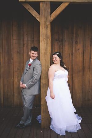 Mr. & Mrs. Teut