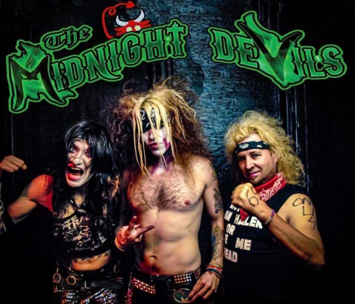 THE MIDNIGHT DEVILS & THE MYSTIQUE OF ROCK 'N' ROLL