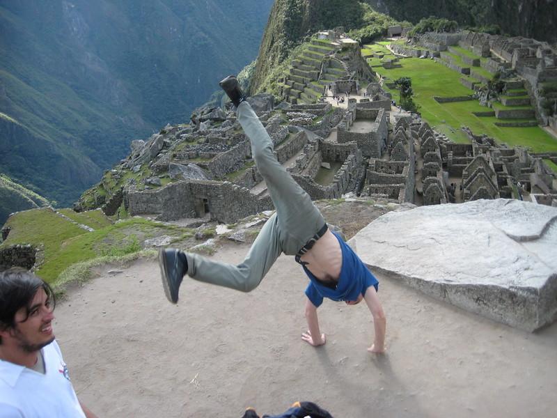 Peter Murphy - Machu Picchu, Peru