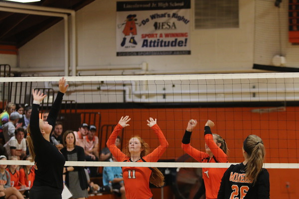 Sept. 23, 2019 - Lincolnwood Volleyball