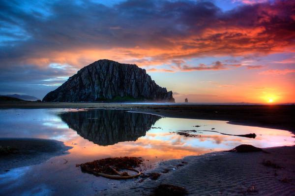 Morro Bay Sunsets