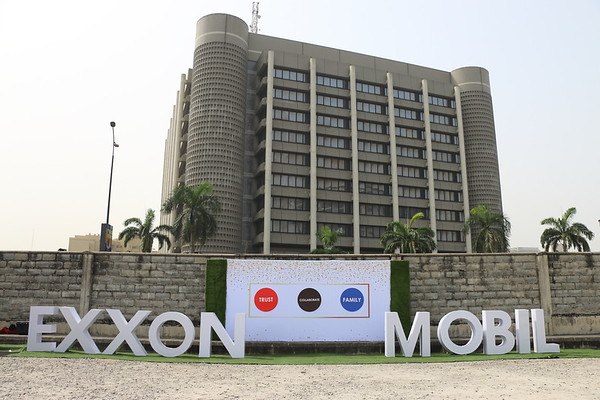 ExxonMobil End of Year Party