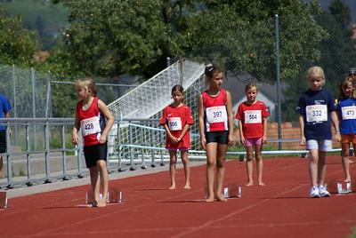 25.08.2007 - Migros Sprint Kantonalfinal