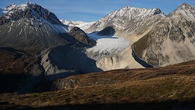 Haines Pass to Yakutat via the TAT River