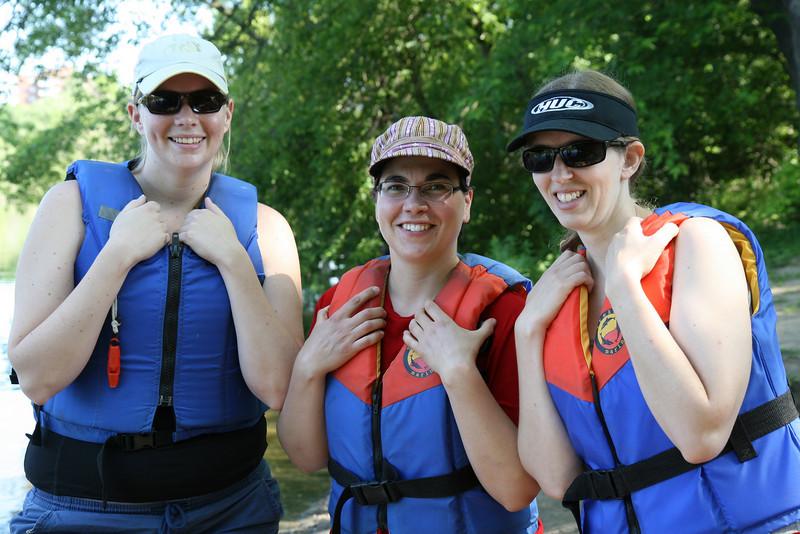2008-Canada Day: Grand River paddle - Cambridge to Paris
