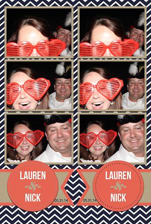 2014-05-31 Lauren & Nick's Wedding