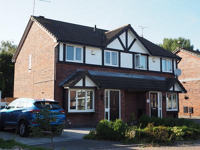 Sheringham Close, Saltney