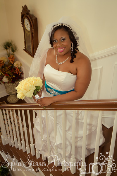 Willetta Rogers Bridal Portraits