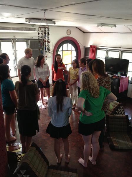 2013 Externship Meetings & General
