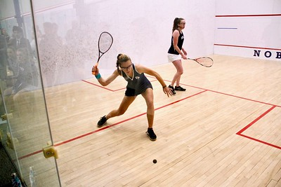 Girls Squash vs. Nobles