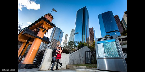 Los Angeles Engagement Photography Session | Gaby & Brian