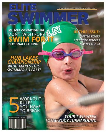 Hub Lakes Magazine Covers