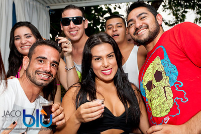 Jaco blu Pool Party May 11th 2014