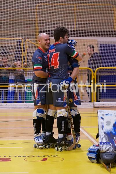 Round of 8: BDL Premix Correggio vs CP Voltregá