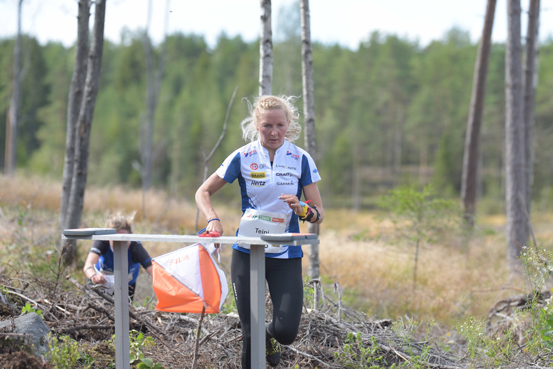 Marika Teini, kuva: SSL/Pirjo Valjanen