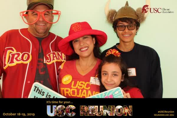 USC Reunion Weekend 2019 Day 2