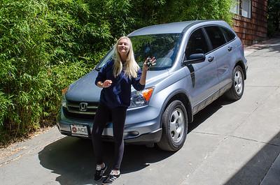 Sarah's Car