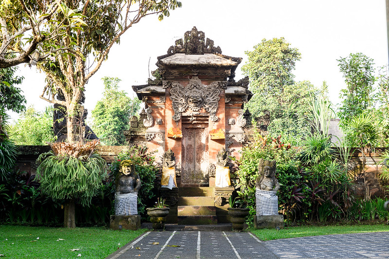 Visiting temples in Tabanan Regency on a #boomer trip to #Bali.