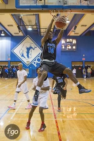 1-9-15 Minneapolis Patrick Henry v Minneapolis North Basketball