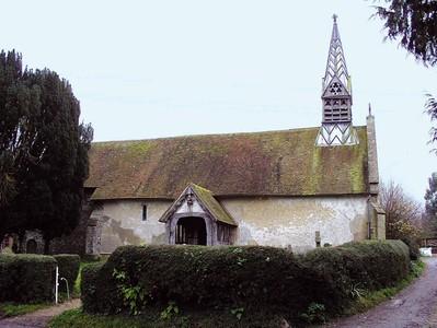 All Saints, Church of England, Thorpe Street, Aston Upthorpe,  OX11 9EQ