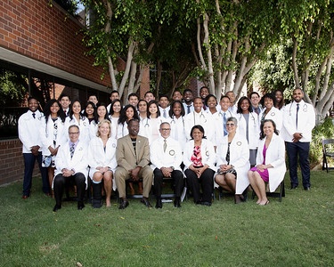 2018-7-20 COM Class of 2022 White Coat Ceremony
