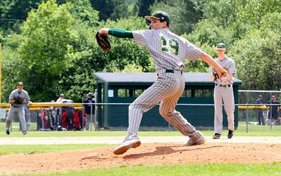 2014 BBA Varsity Baseball vs Hartford photos by Gary Baker