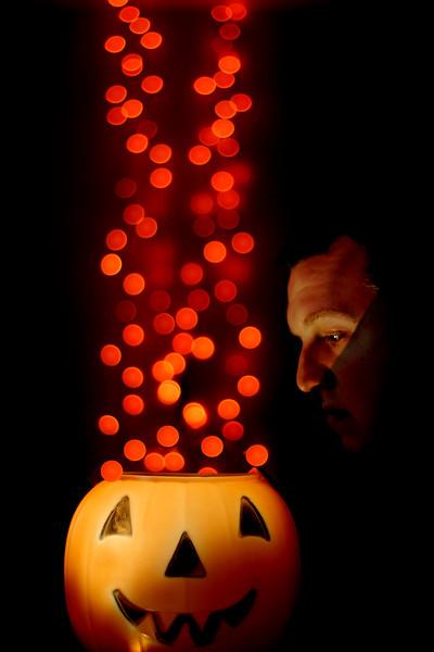 Halloween Magic.... 272/365 10/30/13